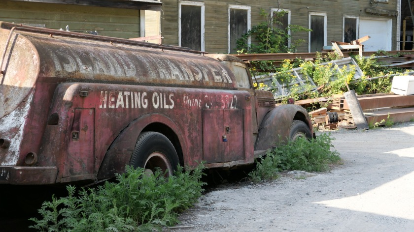 Lovric rusted tanker